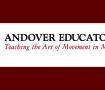 Andover Logo Red