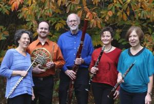 Solar Winds Quintet:  Music and Art @ Slosberg Music Center | Waltham | Massachusetts | United States